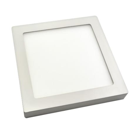 LED stropné svietidlo RIKI-V LED SMD/18W/230V 225x225 mm