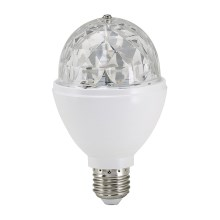 LED žiarovka DISCO LIGHT E27/3W/230V - Briloner 0528-003