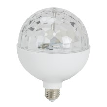 LED žiarovka DISCO LIGHT E27/3W/230V - Briloner 0529-003