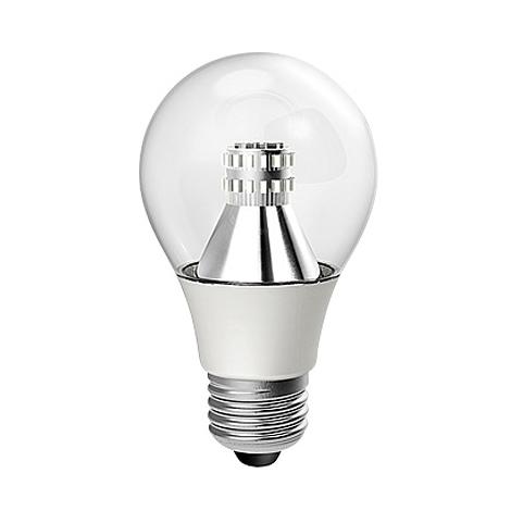 LED Žiarovka E27/4,5 W LQ CRYSTAL A60