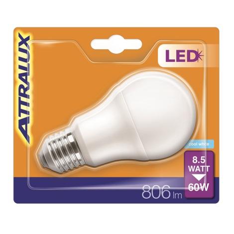 LED Žiarovka E27/8W/230V 2700K - Attralux