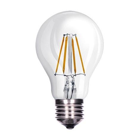 LED žiarovka E27/8W/230V 3000K