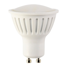 LED žiarovka MILK LED GU10/9W/230V 6000K - GXLZ238