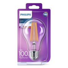 LED Žiarovka Philips A70 E27/11W/230V 4000K