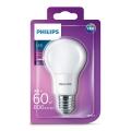 LED Žiarovka Philips E27/8W/230V