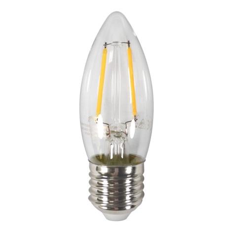 LED Žiarovka VINTAGE E27/2,8W/230V