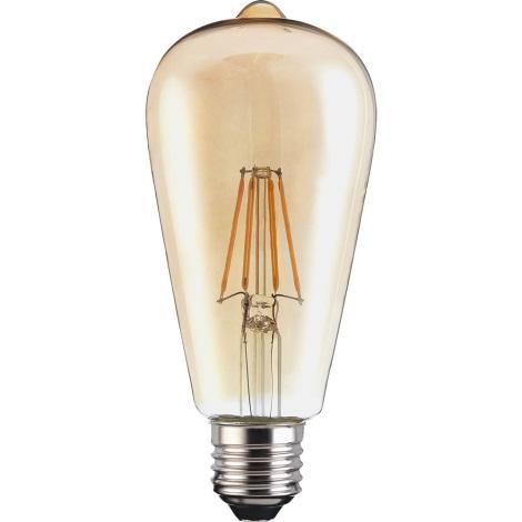LED Žiarovka VINTAGE E27/4W/230V