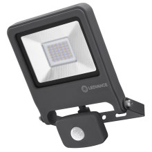 Ledvance - LED Reflektor ENDURA so senzorom LED/10W/230V IP44
