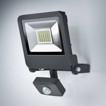 Ledvance - LED Reflektor so senzorom ENDURA LED/30W/230V IP44
