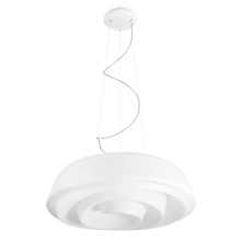 Linea Light 7657 - Luster na lanku ROSE 3xE27/46W/230V