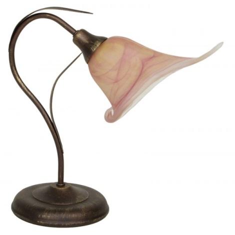 LORA Stolná lampa 1xE14/40W