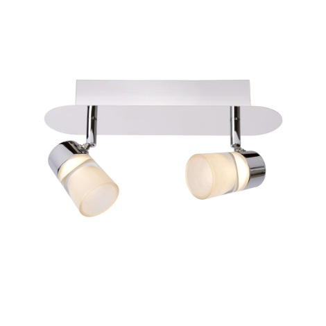 Lucide 26993/10/11 - LED kúpeľňové bodové svietidlo XANTO-LED 2xLED/5W/230V