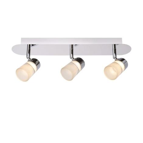 Lucide 26993/15/11 - LED kúpeľňové bodové svietidlo XANTO-LED 3xLED/5W/230V