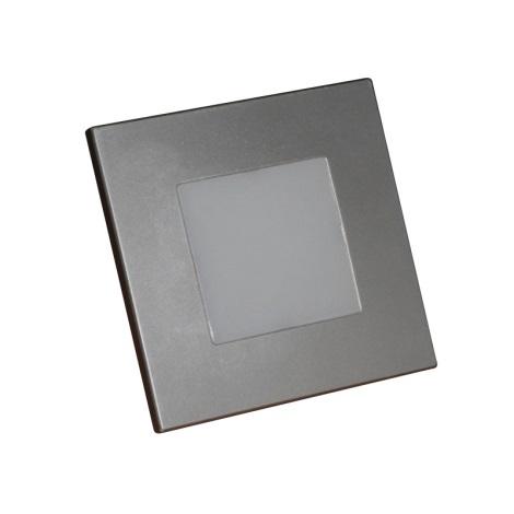 Luxera 48302 - LED Nástenné schodiskové svietidlo 16xLED/1W/230V