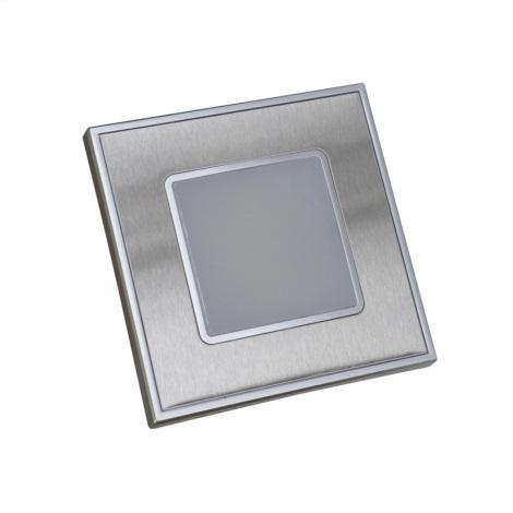 Luxera 48303 - Nástenné schodiskové svietidlo 16xLED/1W/230V