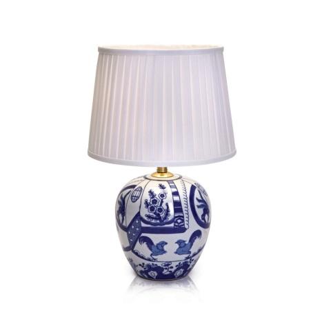 Markslöjd 105000 - Stolná lampa GÖTEBORG 1xE27/60W/230V
