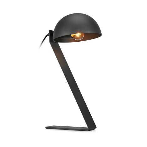 Markslöjd 107137 - Stolná lampa FLAMINGO 1xE14/40W/230V čierna
