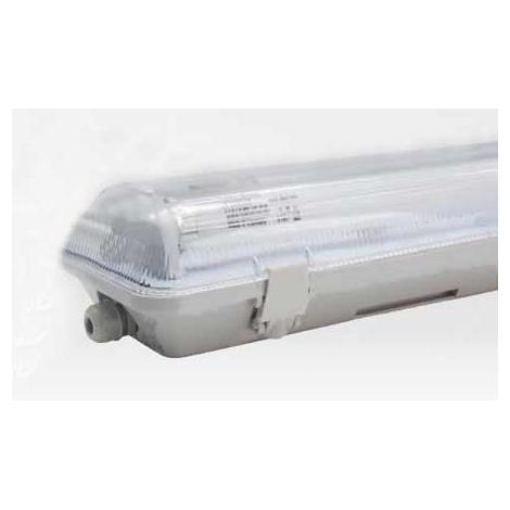NARVA 910201080 - Žiarivkové svietidlo TOPLINE T5 280R ABS / PC HELVAR 2xG5/80W