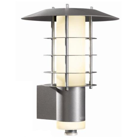 Nástenná lampa so senzorom L 265-5 strieborná