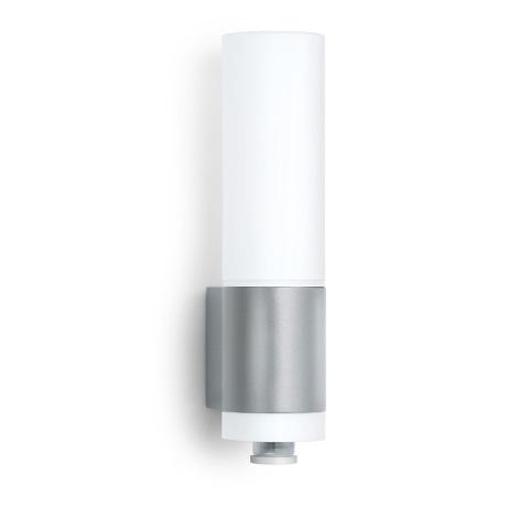 Nástenná lampa so senzorom L 265 S strieborná