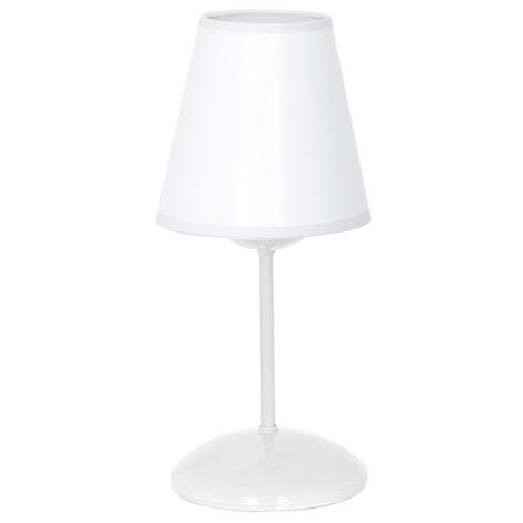 Nočná lampička 1xE14/60W/230V biela