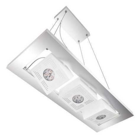 Osram - LED Luster TRESOL 3xLED/4,5W/230V
