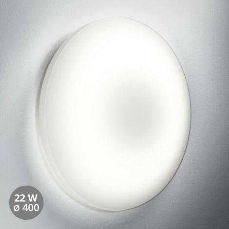 Osram - LED Svietidlo so senzorom IP44 SILARA LED/22W/230V