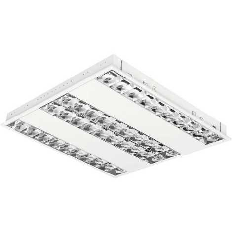Osram - Podhľadové žiarivkové svietidlo DEDRA 4xG5/14W/230V