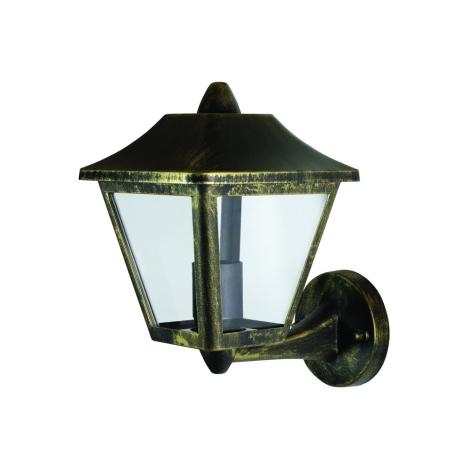 Osram - Vonkajšie nástenné svietidlo ENDURA 1xE27/60W/230V IP44