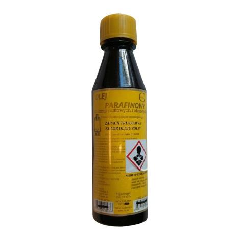 Parafínový olej 250ml jahoda