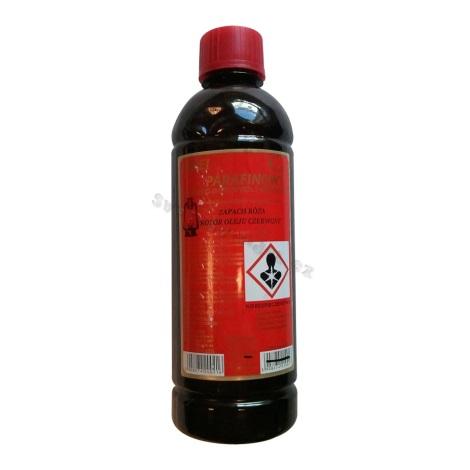 Parafínový olej 500ml ruža