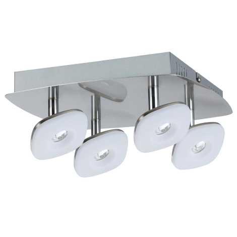 Paulmann 66653 - LED Bodové svietidlo 4xLED/3,2W/230V