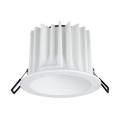 Paulmann 92647 - LED/8,7W IP65 Kúpeľňové stmievateľné podhľadové svietidlo HELIA 230V