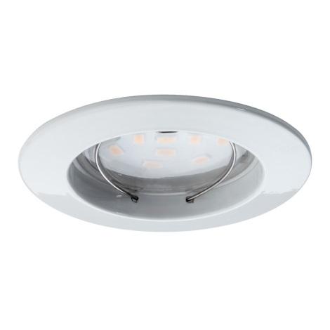 Paulmann 92754 - LED Podhľadové svietidlo COIN 1xLED/6,8W/230V