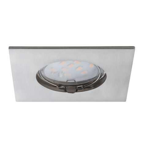 Paulmann 92761 - LED Kúpeľňové podhľadové svietidlo COIN LED/6,8W/230V
