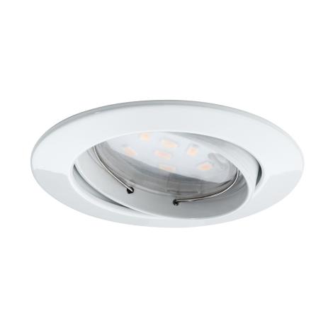 Paulmann  92764 - LED kúpeľňové podhľadové svietidlo LED/6,8W/230V