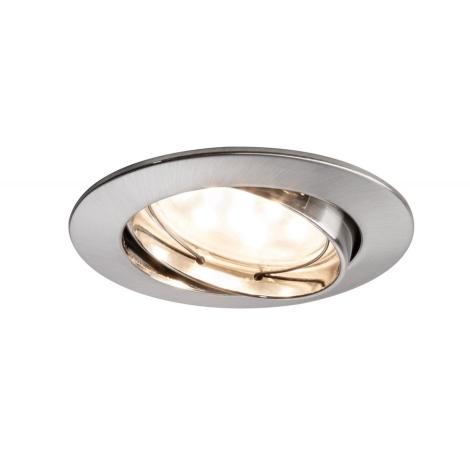 Paulmann 92767 - LED Podhľadové svietidlo COIN 1xLED/6,8W/230V