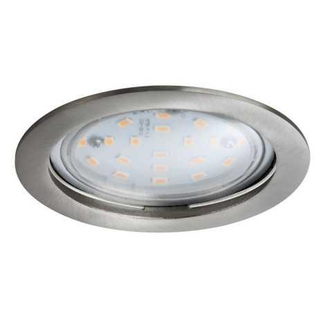 Paulmann 92782 - LED Kúpeľňové podhľadové svietidlo COIN LED/14W/230V