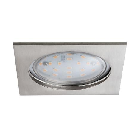 Paulmann 92784 - LED Kúpeľňové podhľadové svietidlo LED/14W/230V