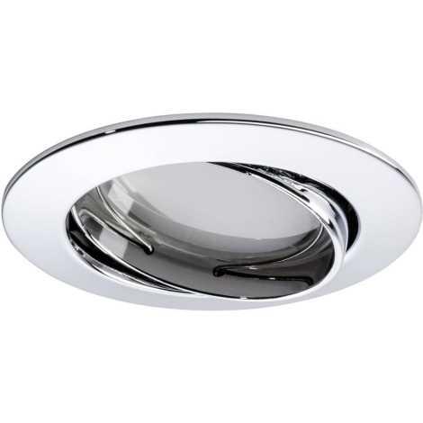 Paulmann 92836 - LED Podhľadové svietidlo COIN 1xLED/7W/230V