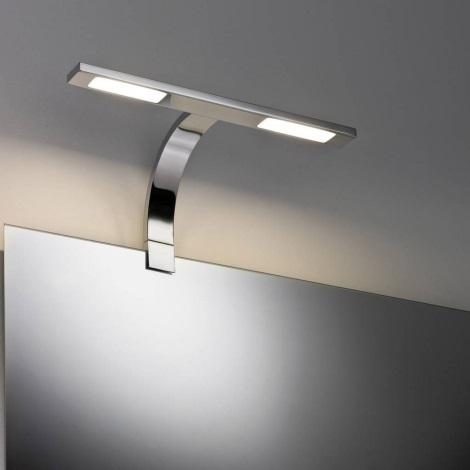 Paulmann 99381 - 2xLED/3,2W Zrkadlové osvetlenie GALERIA 230V