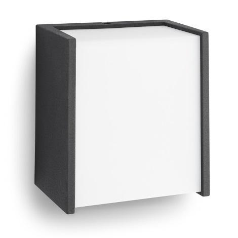 Philips 17302/30/P3 - Vonkajšie nástenné svietidlo MYGARDEN MACAW 1xLED/3W/230V
