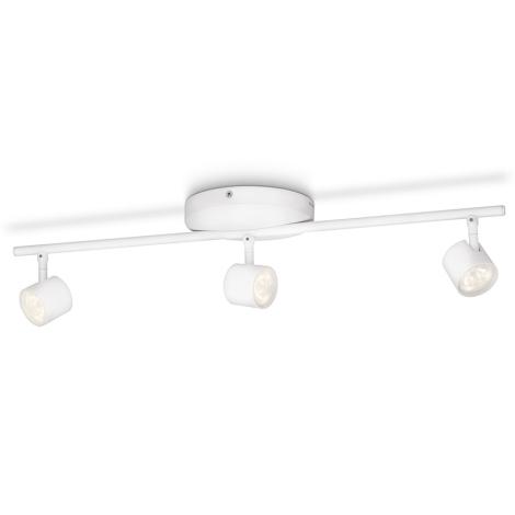 Philips 56246/31/48 - LED Stmievateľné bodové svietidlo STAR 3xLED/4,5W/230V