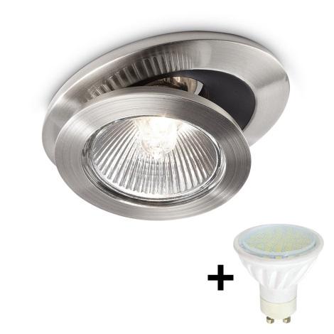 Philips 58215/17/16 - Kúpeľňové podhľadové svietidlo MYLIVING SAIPH GU10/6W/230V