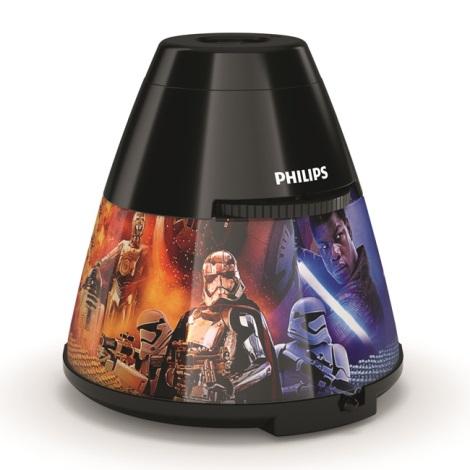 Philips 71769/30/P0 - LED detský projektor LED/0,1W/3xAA