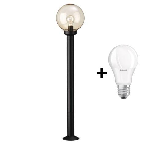 Philips Massive 16008/65/10 - LED Vonkajšia lampa BALI 1xE27/9W/230V