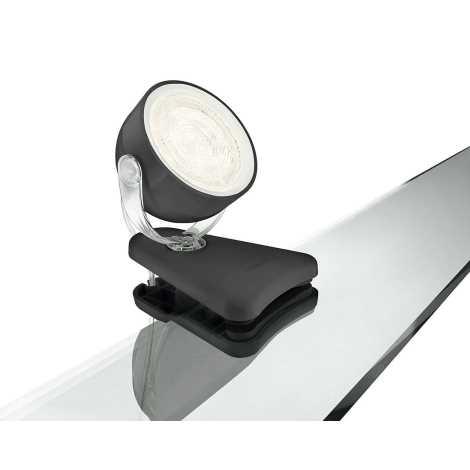 Philips-Massive 53231/30/16 - LED stolná lampa myLiving 1xLED SMD/3W/230V
