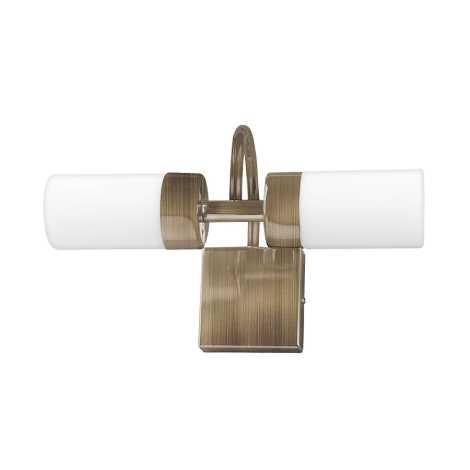 Rabalux 5746 -  LED Kúpeľňové nástenné svietidlo BETTY 2xLED/4W/230V bronzová