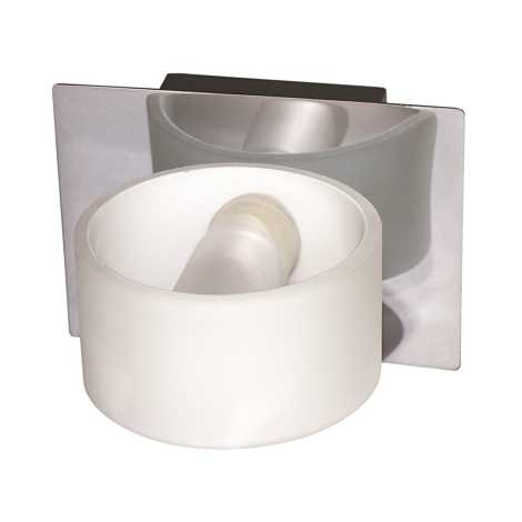 Rabalux 5843 - Kúpeľňové nástenné svietidlo NICOLE 1xG9/28W/230V