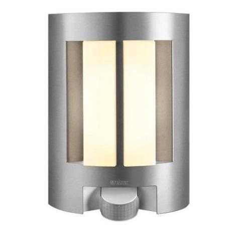 Steinel 657710 - L11S Vonkajšie senzorové nástenné svietidlo 1xE27/60W/230V